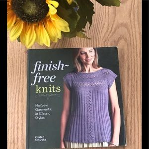 Finish-free Knits by: Kristen TenDyke